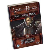 The Lord of the Rings LCG The Treason of Saruman Nightmare Deck