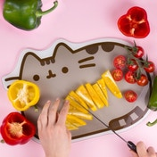 Thumbs Up! Pusheen - Glass Worktop Saver