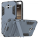 Huawei Mate 10 Armour Combo Stand Case - Steel Blue - Image 2