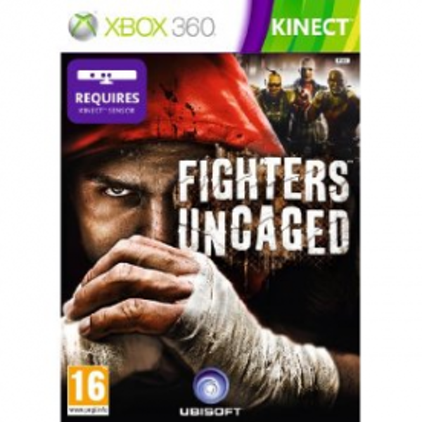 Kinect Fighters Uncaged Game Xbox 360