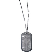 Capcom Resident Evil Umbrella Corporation Rubber Rim Dog Tag