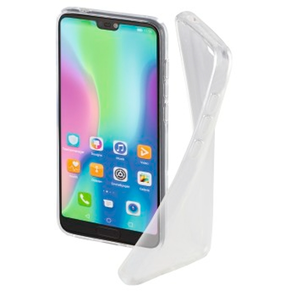 """Hama """"Crystal Clear"""" Cover for Huawei Honor 10, transparent"""