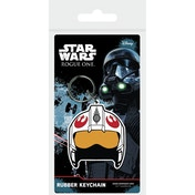 Star Wars Rogue One Rebel Pilot PVC Keyring