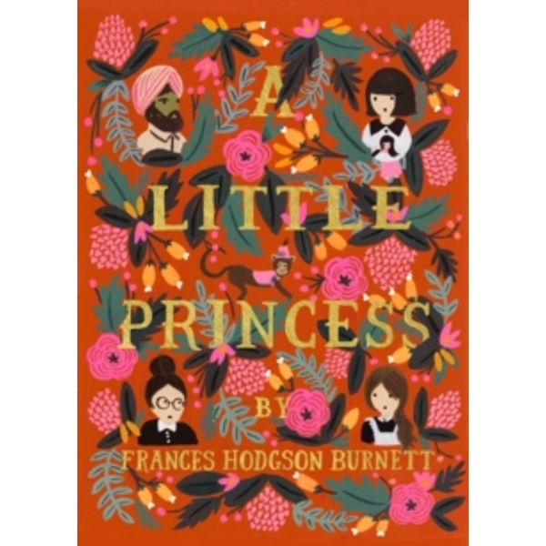 A Little Princess (Puffn in Bloom) Hardcover