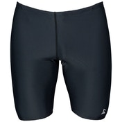 SwimTech Jammer Black Swim Shorts Adult - 36 Inch