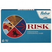 Retro Risk Board Game