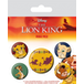 The Lion King - Hakuna Matata Badge Pack - Image 2