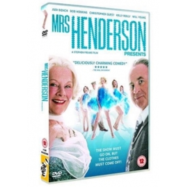Mrs Henderson Presents DVD