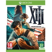 XIII Limited Edition Xbox One Game