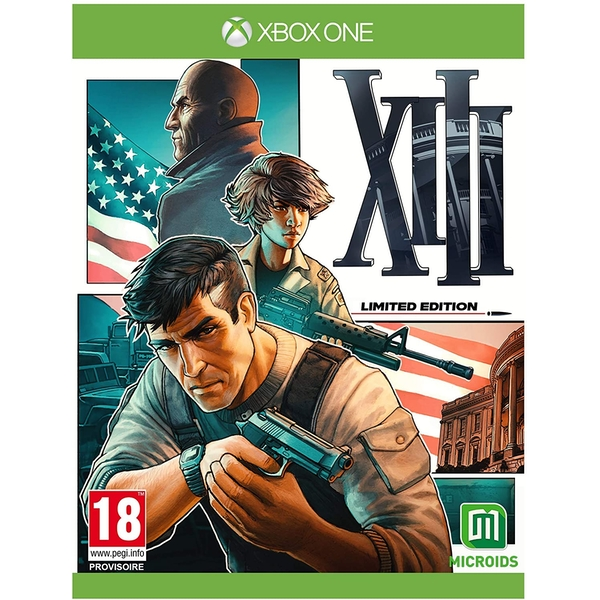 XIII Limited Edition Xbox One Game - Image 1