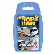 Top Trumps Top Gear Cool Cars 2 Specials