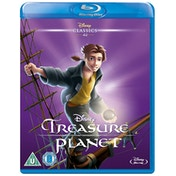 Treasure Planet Blu-ray (Region Free)