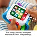 Fisher-Price Laugh & Learn Smart Watch - Image 3