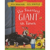 The Smartest Giant in Town by Julia Donaldson (Paperback, 2016)