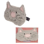 Cute Cat Handy Eye Mask Design