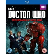 The Doctor Who 2015 Christmas Special The Husbands of River Song DVD
