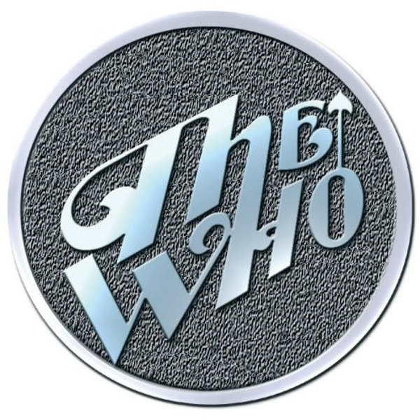 The Who - Arrow Pin Badge