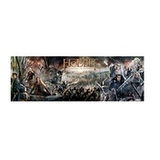 The Hobbit Battle of Five Armies Collage Poster