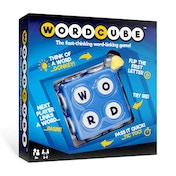 Word Cube - The Fast-thinking Word-linking Game
