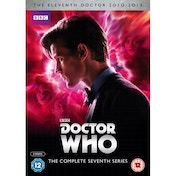 Doctor Who Series 7 DVD