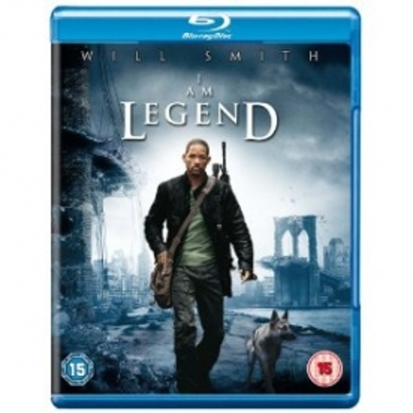 I Am Legend Blu Ray
