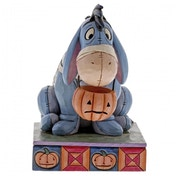 Melancholy Mummy (Eeyore) Disney Traditions Figurine