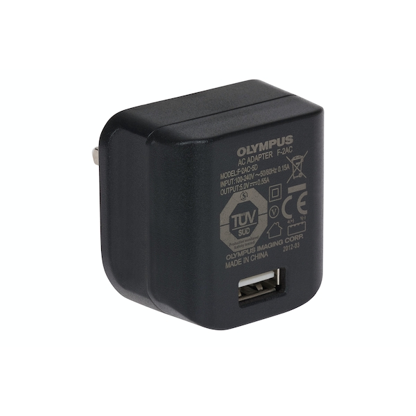 Olympus F-2AC-5D UK USB Charger for Cameras and other USB Devices UK Plug