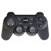 Logic3 PS2 Gamepad Black PS412K