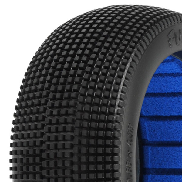 Proline 'Fugitive' S2 Medium 1/8 Buggy Tyres W/Closed Cell