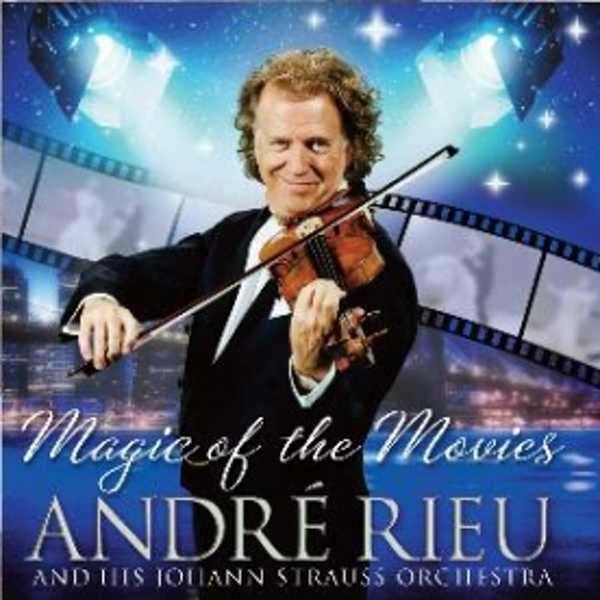 Andre Rieu Magic Of The Movies CD