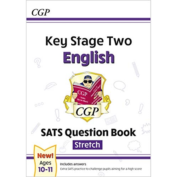New KS2 English Targeted SATS Question Book - Advanced Level (for tests in 2018 and beyond) by CGP Books (Paperback, 2016)