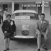 John Prine - For Better, or Worse (LP) Vinyl
