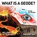 National Geographic Break Open 2 Real Geode - Image 6