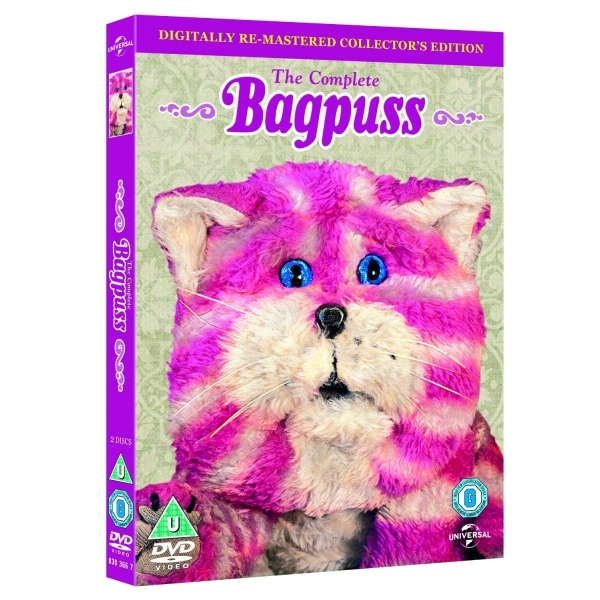 Bagpuss: The Complete Bagpuss DVD