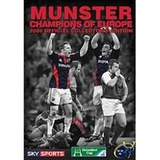 Munster - Champions Of Europe 2008 - Collector's Edition