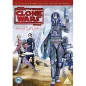 Star Wars Clone Wars Season 2 Volume 3