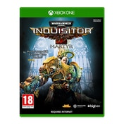 Warhammer 40,000 Inquisitor Martyr Xbox One Game