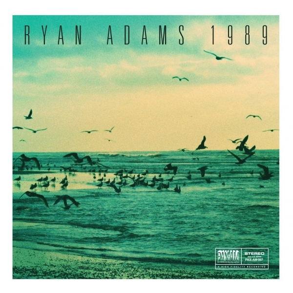 Ryan Adams - 1989 CD