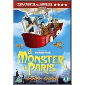 Monster In Paris DVD