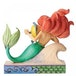 Fun and Friends (Ariel with Flounder) Disney Traditions Figurine - Image 2