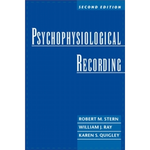 Psychophysiological Recording by Robert M. Stern (Paperback, 2001)