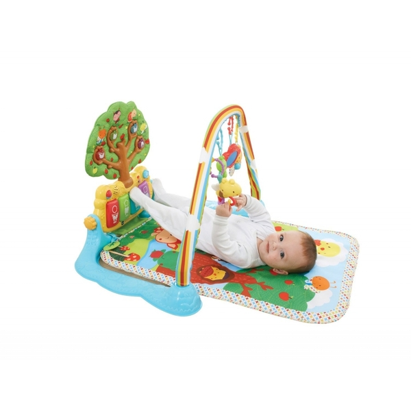 VTech Baby Little Friendlies Glow and Giggle Playmat