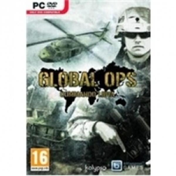 Global Ops Commando Libya Game PC