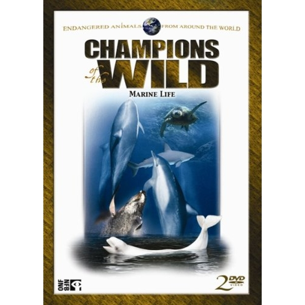 Champions Of The Wild Vol.3 DVD