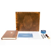 Newt Scamander (Fantastic Beasts) Deluxe Stationery Set