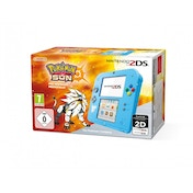 Nintendo Handheld Console 2DS with Pokemon Sun (UK PLUG)