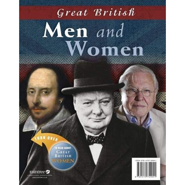 Great British Men and Women  Paperback / softback 2019