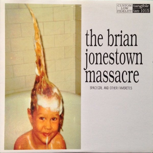 The Brian Jonestown Massacre ‎- Spacegirl And Other Favorites Vinyl