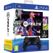 FIFA 21 Dualshock 4 Wireless Controller Bundle for PS4 [Used]