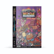 Hijinx at Hell High: Epic Spell Wars of the Battle Wizards Board Game